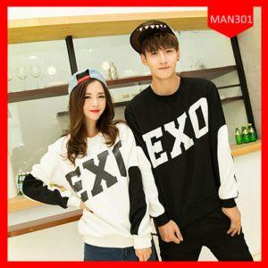 Baju Couple Kaos Lengan Panjang