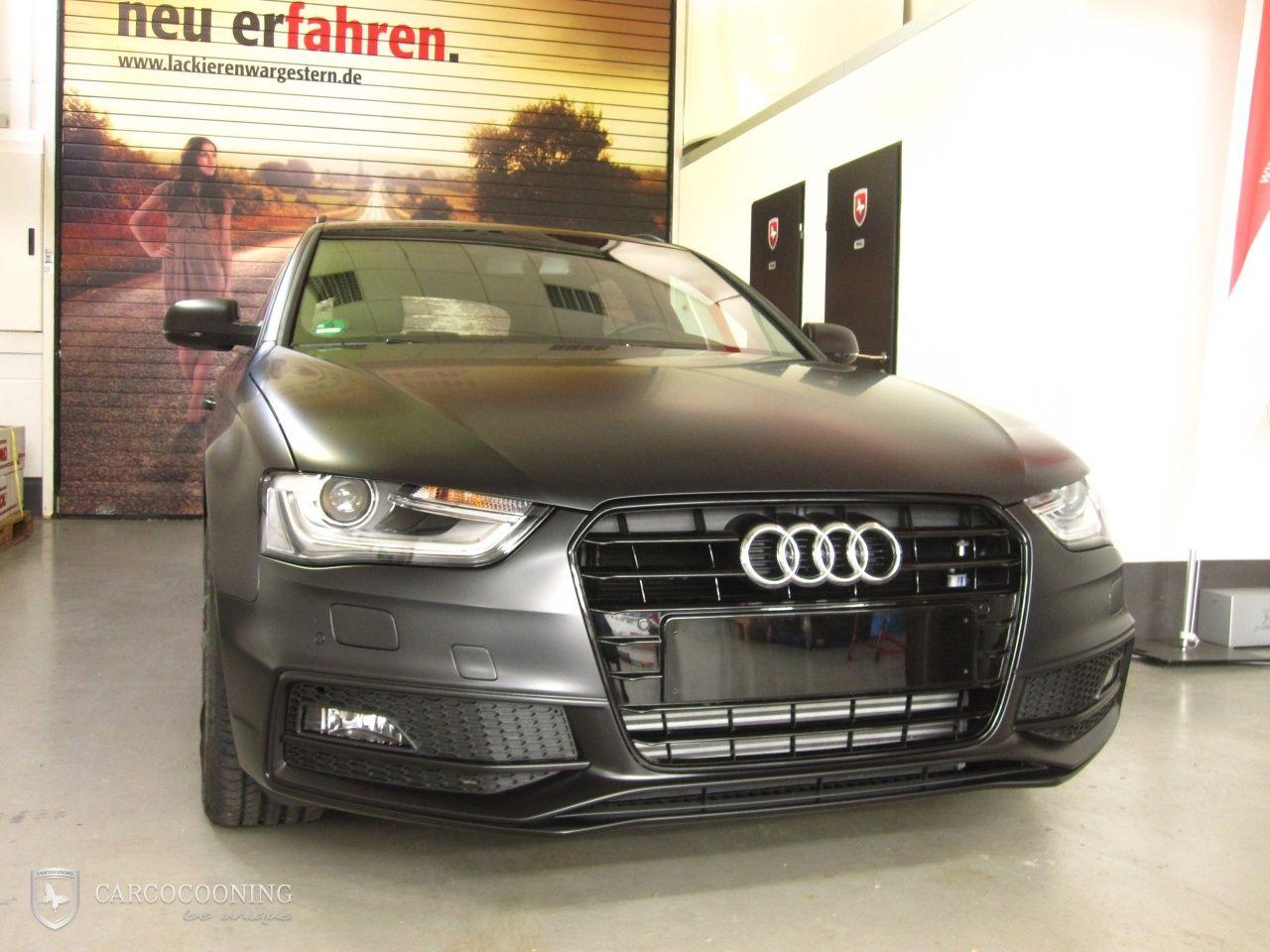 Audi A4 Bilder Topseller Allstars Car Cocooning Audi A4 Audi Folierung