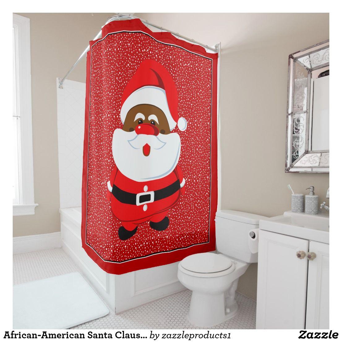 african american christmas bathroom decor