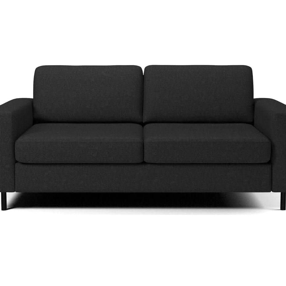 100 Dark Grey New Wool Footstool With Inner Storage Sectioninvite The Pared Back Elegance Of The Bolia Scandinavia 2 S In 2020 Lounge Interiors 2 Seater Sofa Furniture