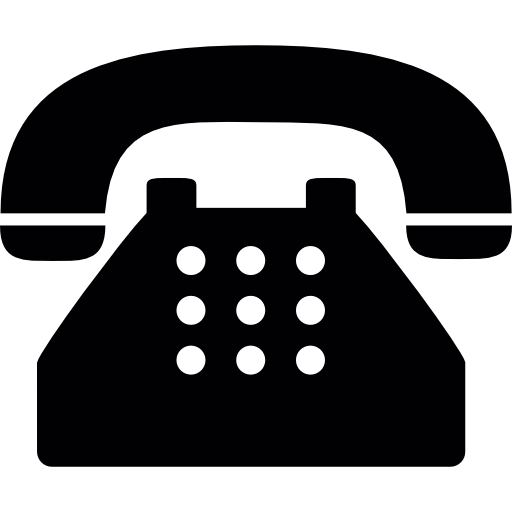 Old Typical Phone Free Vector Icons Designed By Freepik In