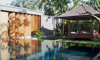 Jamahal Private Resort, Jimbaran, Indonesia.