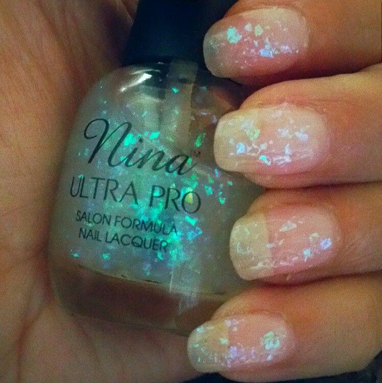 Glitter - Island Fever, Nina Ultra Pro. Much prettier in person ...