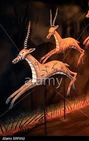 lion king antelope
