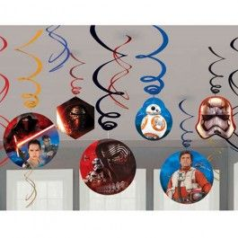 STAR WARS tableware  Theme Party supply decoration Easy Breezy Party