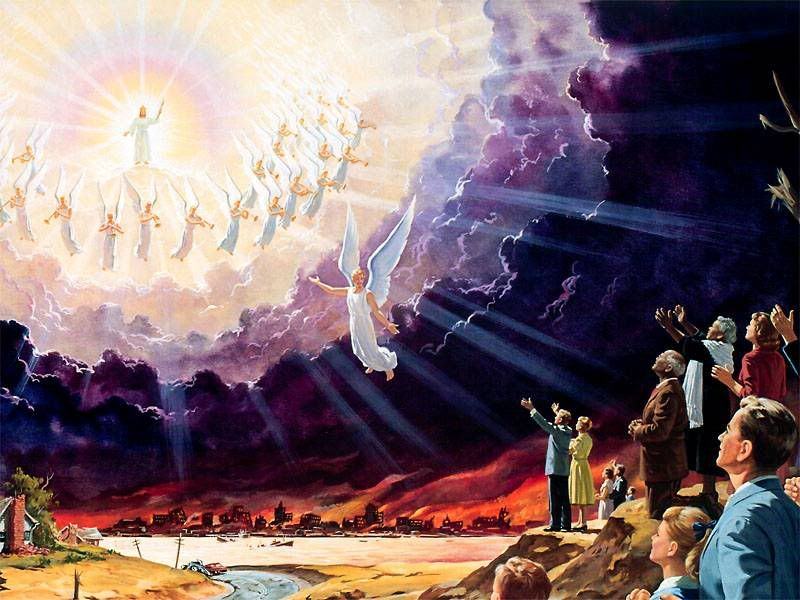 Second Coming of Jesus Christ Pictures | Pictures of jesus christ ...