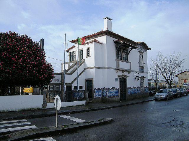 Edifício Principal - São Mamede de Infesta | Flickr – Compartilhamento de fotos!