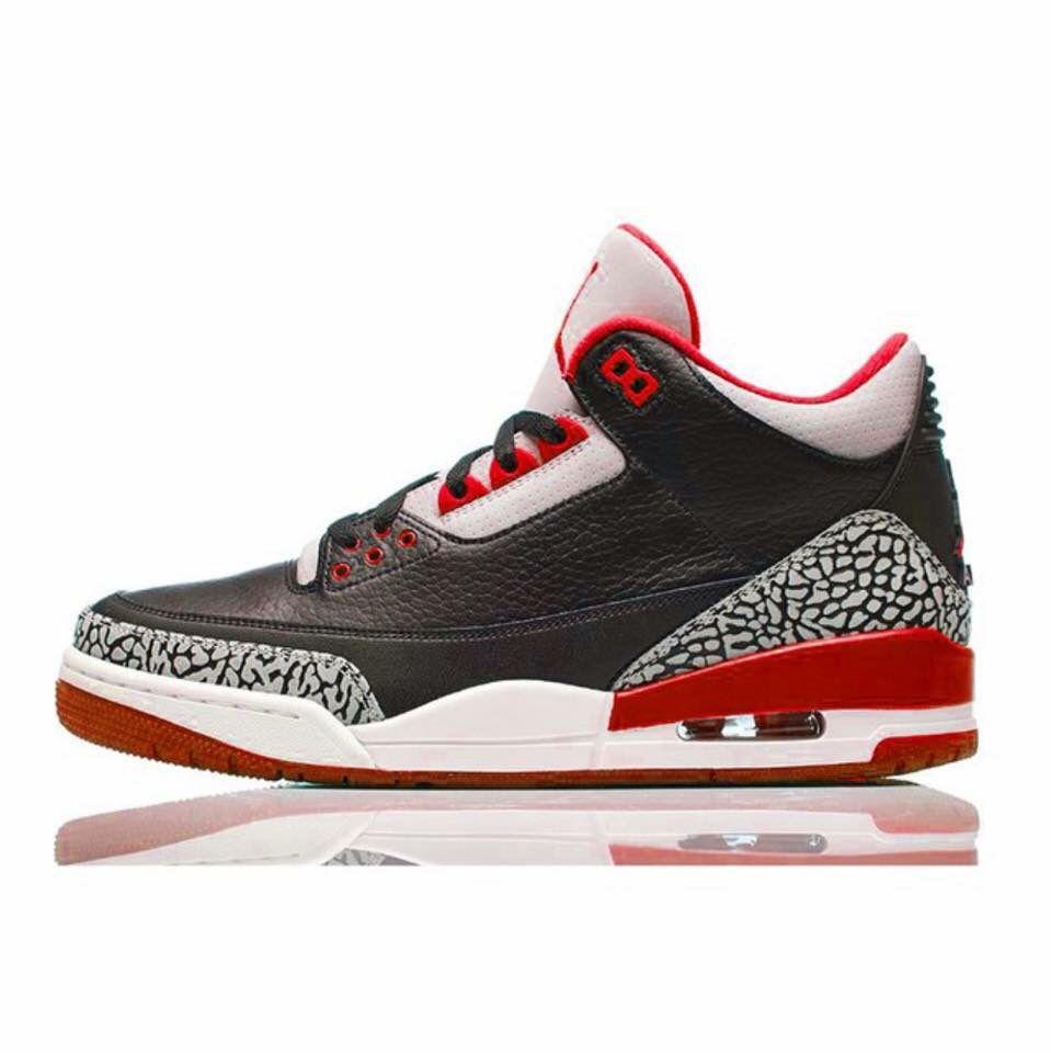 hot sales 0411d b5566 Jordan bmj Air Jordan Iii, Air Jordan Shoes, Jordan Retro 3, Popular  Sneakers