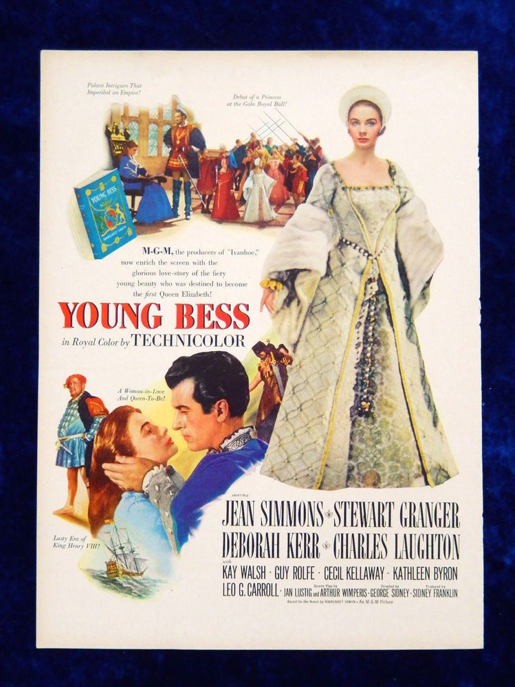 Watch Young Bess Full-Movie Streaming