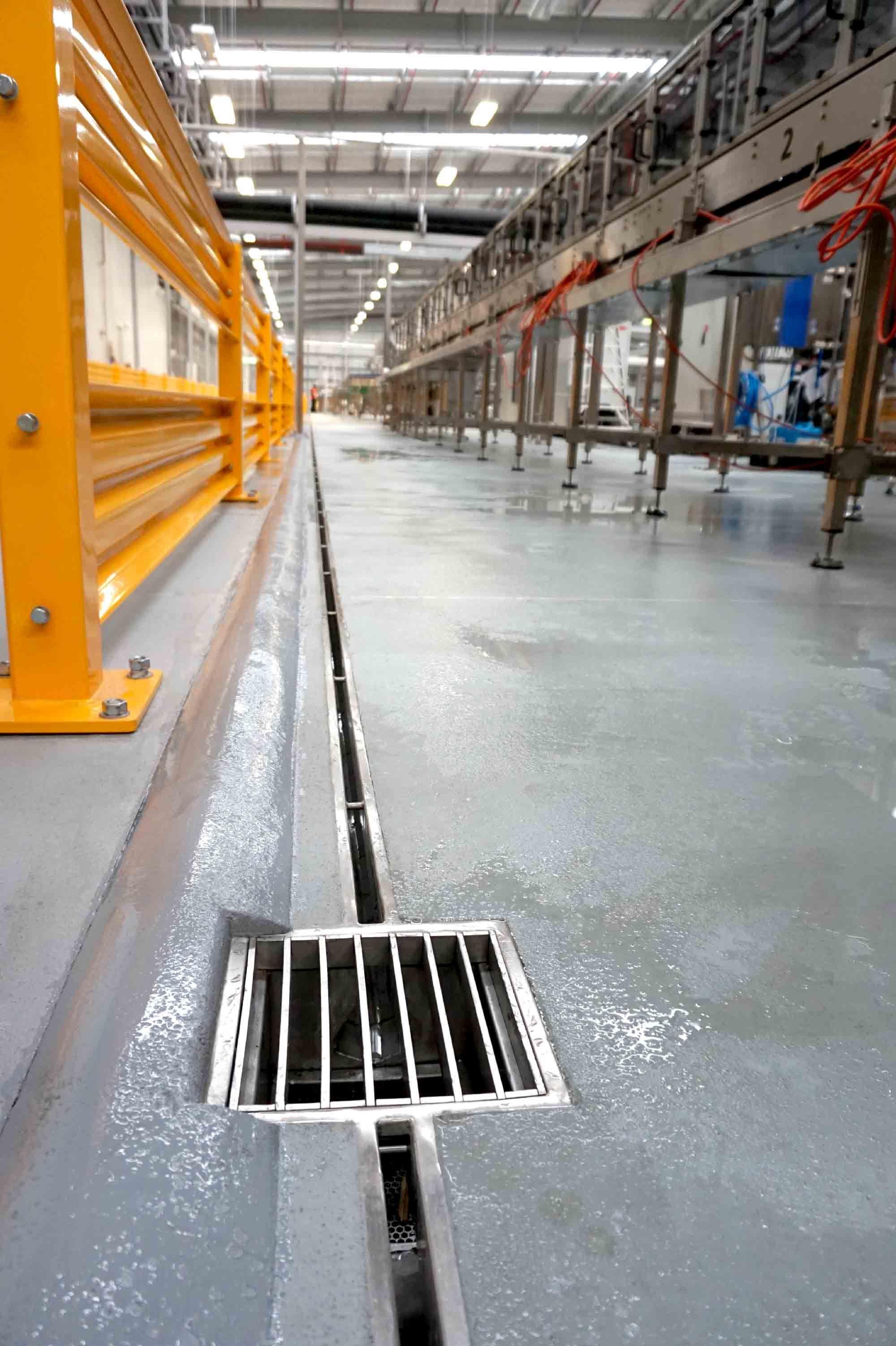 Commercial Kitchen Floor Drain
