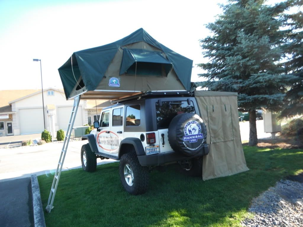 Hannibal Awnings Expedition Portal Avec Images