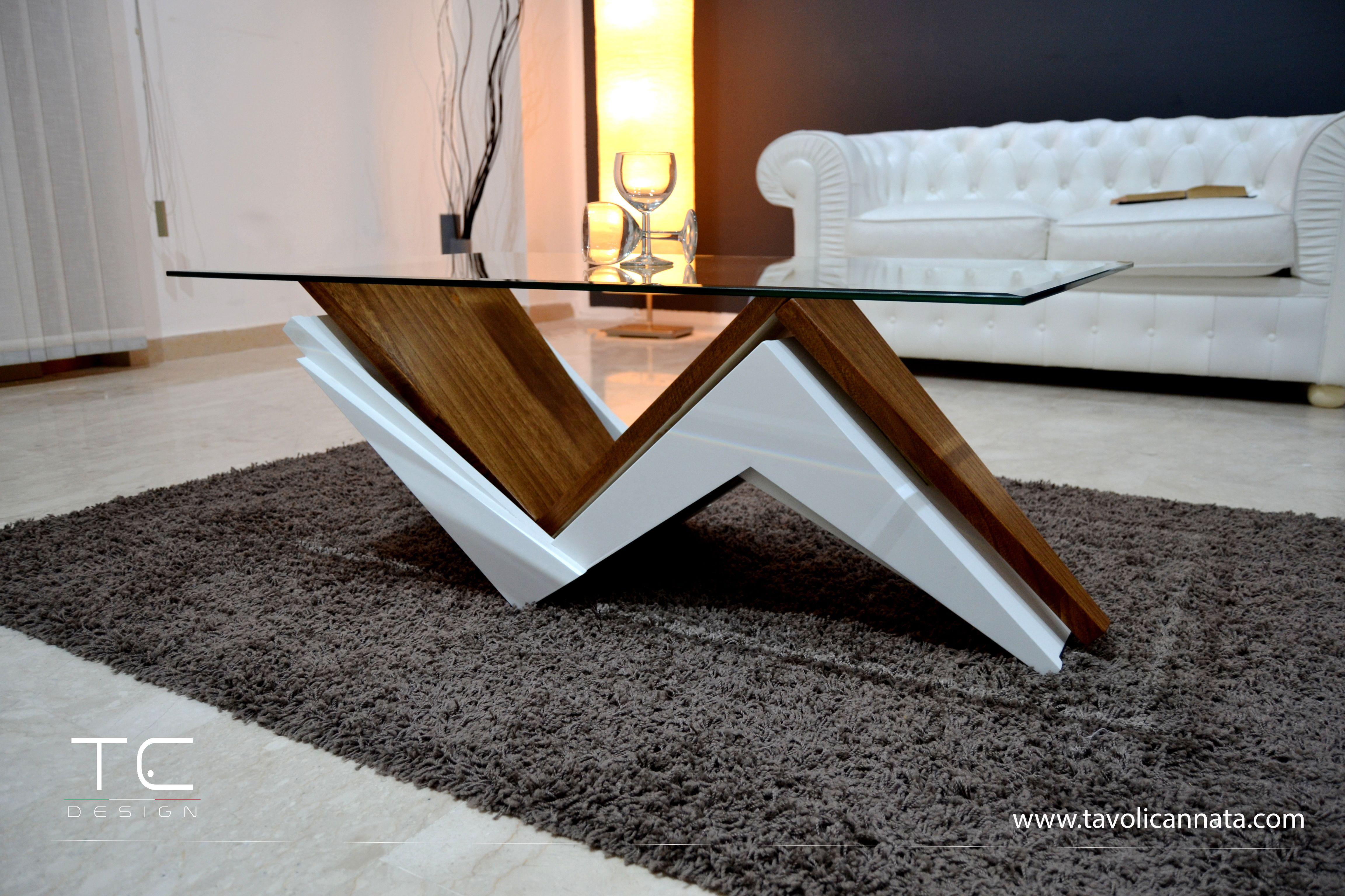 tavolini da salotto in cristallo tavolini da soggiorno ...
