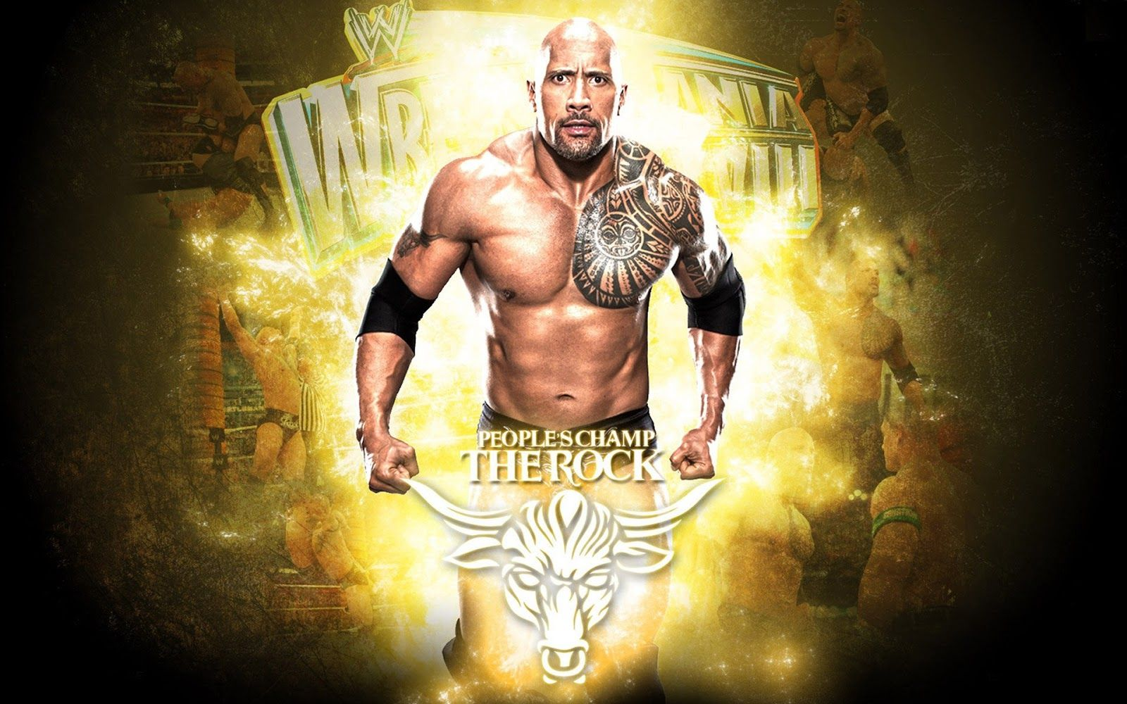 The Rock HD Images 8