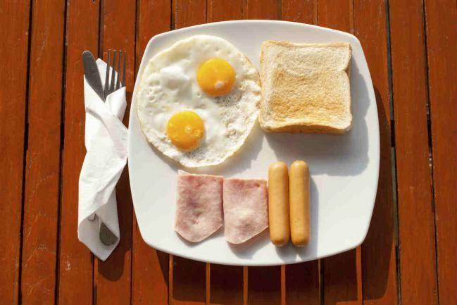 Para desayunos de bajar de peso ideas