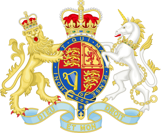 Royal Coat Of Arms Of The United Kingdom Hm Government Svg Coat Of Arms English Coat Of Arms The Unit