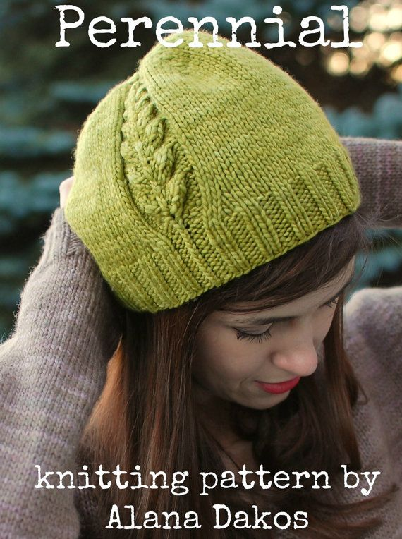 Pdf knitting pattern for nature-inspired e1fc8b8582