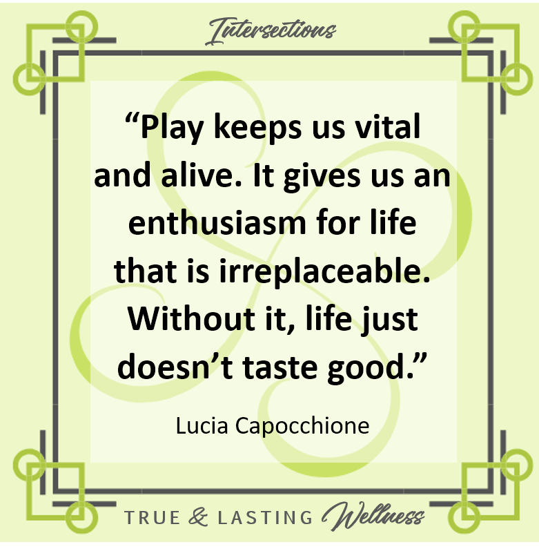 Lucia Capocchione Quote About Play Play Quotes Quotes Play