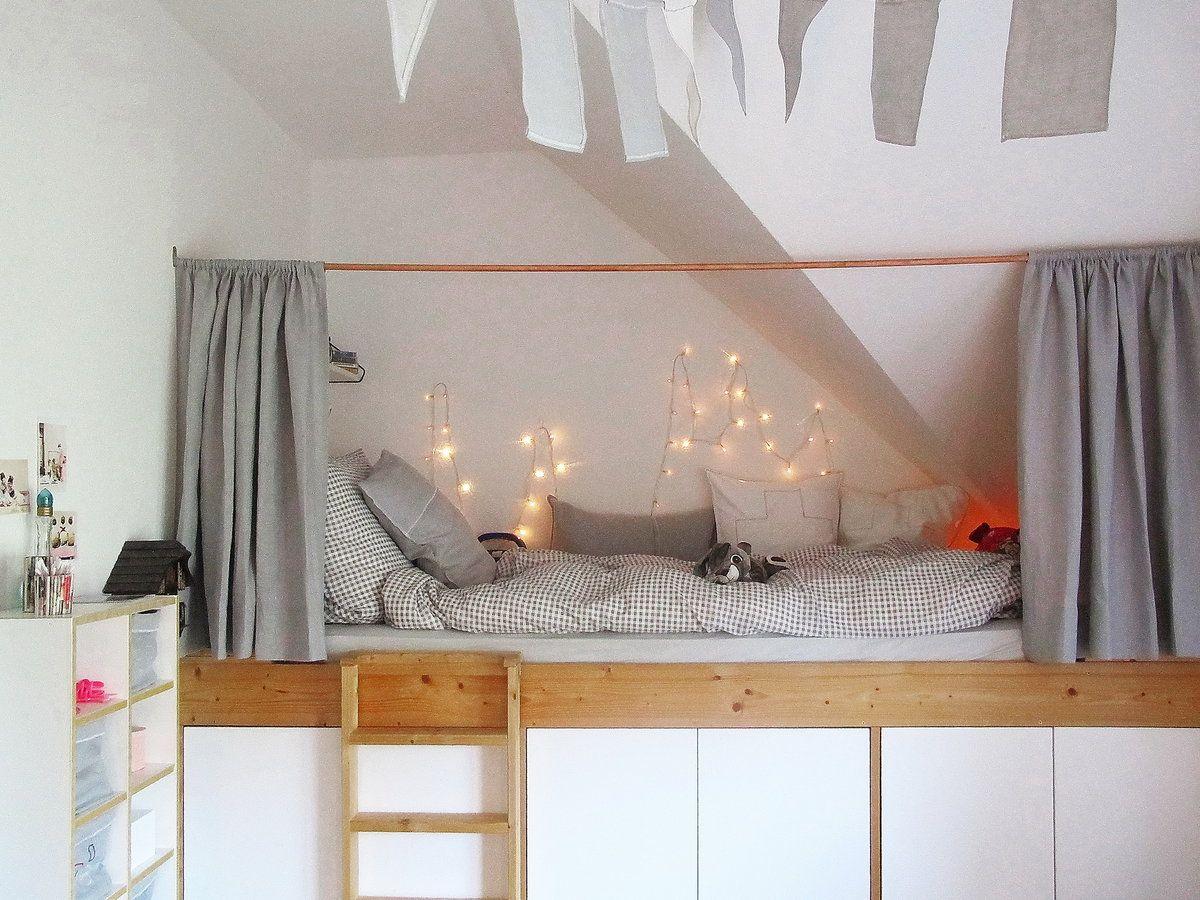 Etagenbett Ostermann : Schlafzimmer ideen mit hochbett nolte ostermann