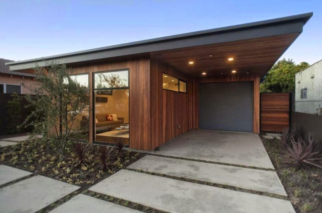 Timeless Mid Century Modern Homes Modern House Exterior Mid