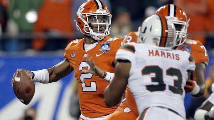 Go B1g Or Go Home College Football Preview The Grueling Truth Football Clemson College Football