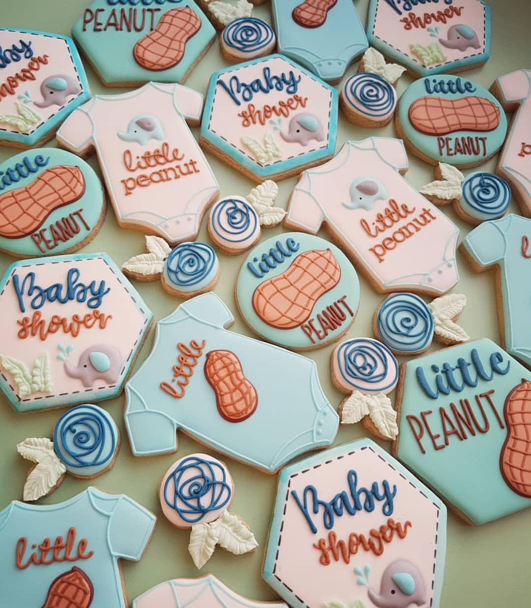 Little Peanut Scientificsweets Winnipegcookies Instacookies