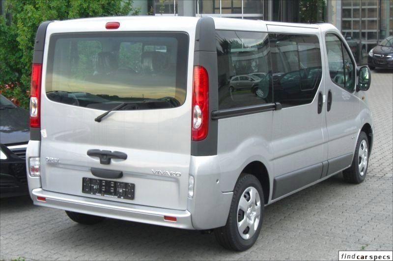 Opel Vivaro Vivaro C Combi M 2 0d 150 Hp Diesel 2020 Vivaro C Combi M 2 0d 150 Hp Diesel 2020