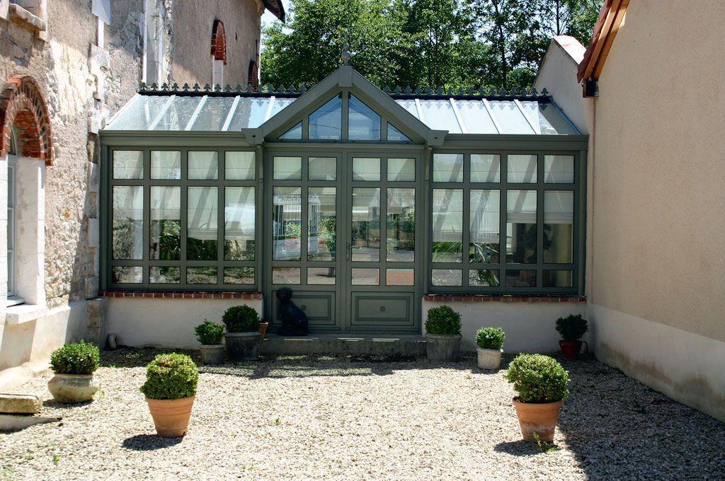 Faire une véranda pour installer ma cuisine ou mon salon | Modele de veranda, Veranda cuisine et ...