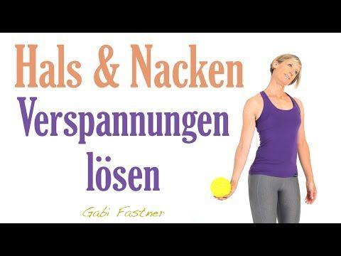 12 min. für Deinen Hals und Nacken - YouTube #pilatesworkoutvideos