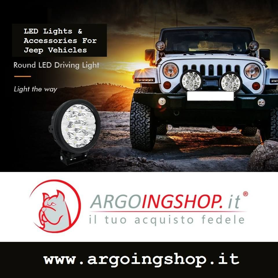 round led driving light for jeep vehicles the argoingshop round led driving light for jeep vehicles the argoingshop offers led driving lights headlights tail lights light bars fog lights lighting aloadofball Choice Image