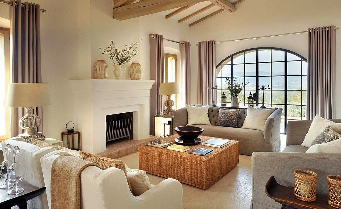 Charmant 30 Awesome Rustic Italian Living Room Ideas