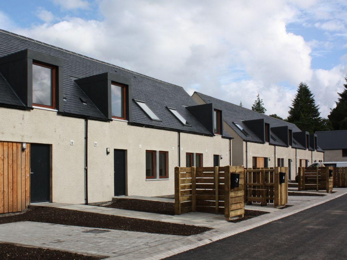 Burnside Plockton Rural Design Architects Isle Of Skye And