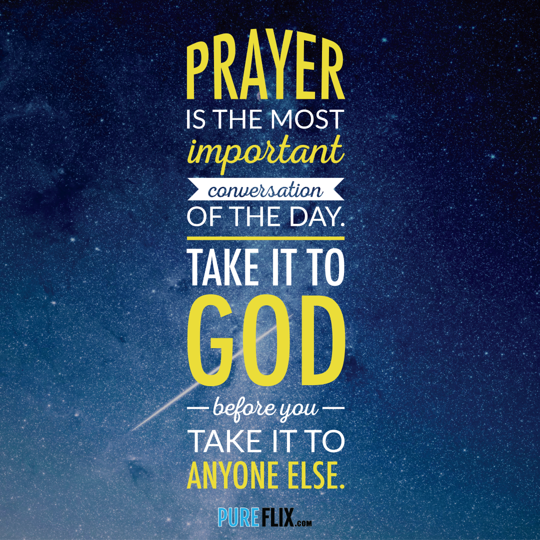 Take Action #PrayItForward Today