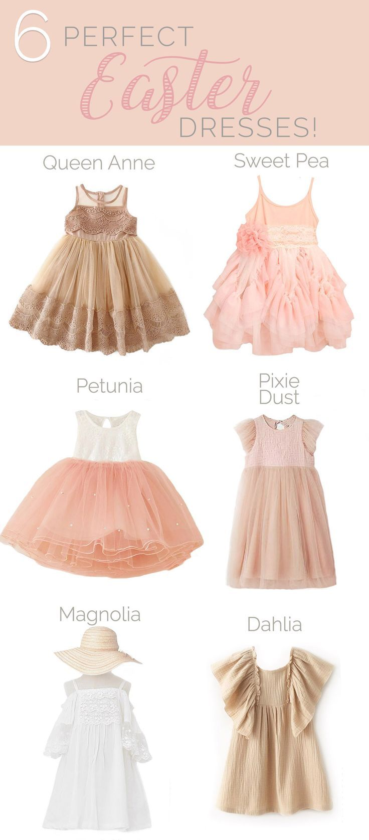 e113584f6373 This is an amazing site to find your little girls Easter Dress. Lots of  vintage inspired dresses