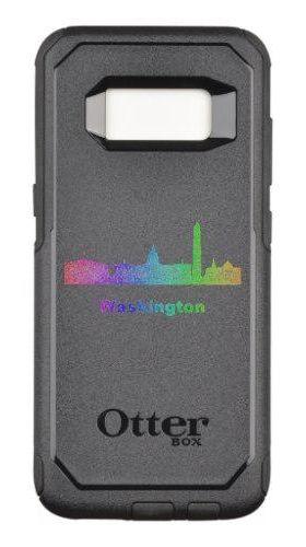 Rainbow Washington skyline OtterBox Samsung Galaxy Case | Zazzle.com
