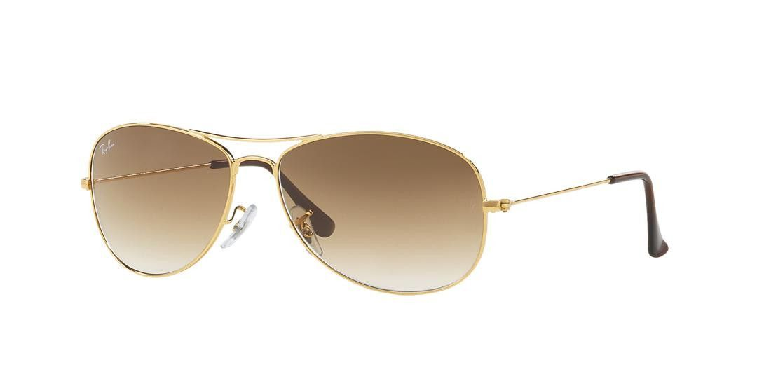 dc48eb0df9 RAY-BAN GOLD COCKPIT RB 3362