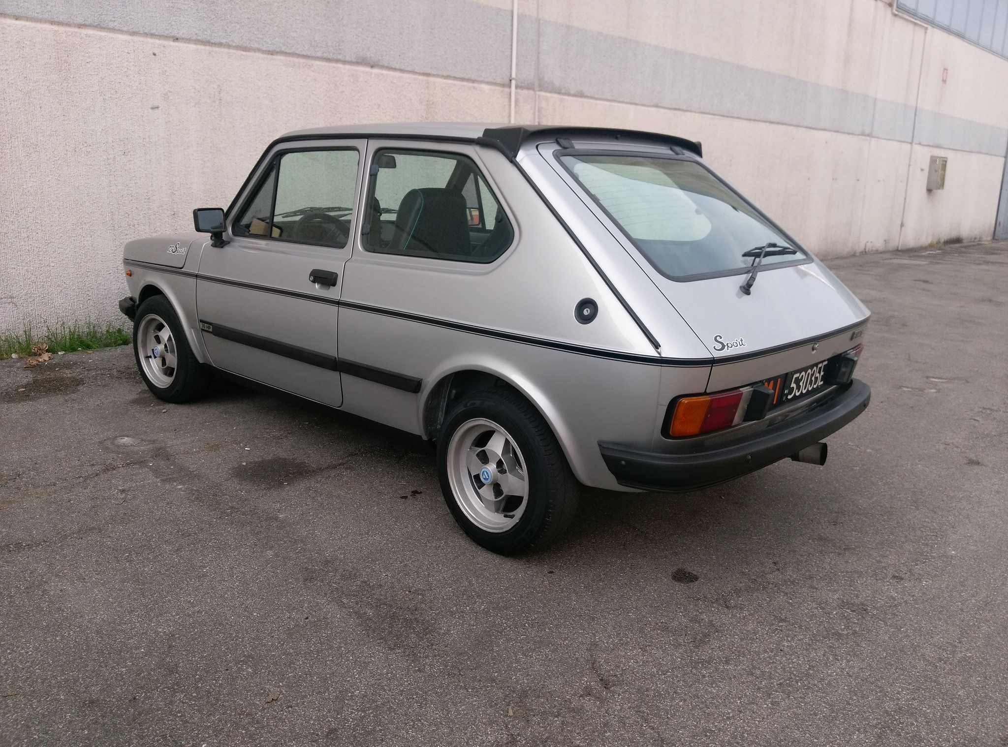 Fiat 127 Sport 1050 With Images Fiat Fiat Cars Motor Car