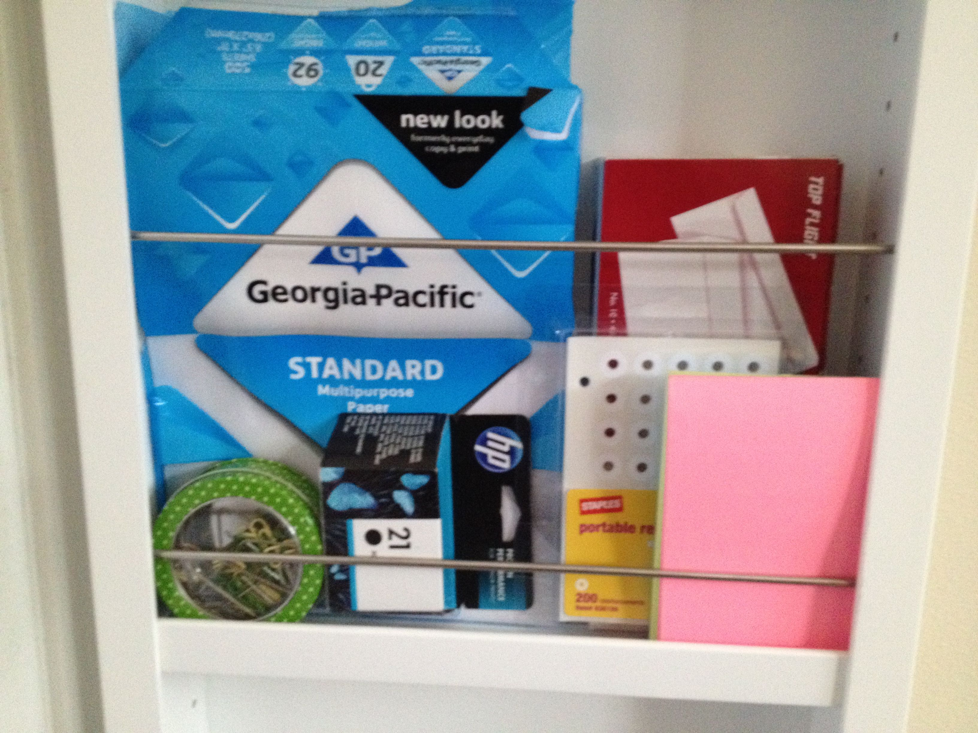 Office Supplies Cabidor Saves Supply