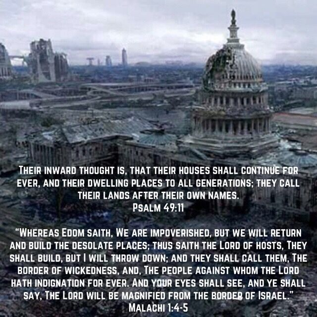 Prophecies to Read.docx - Abomination of Desolation