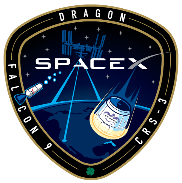 SpaceX Mission Patch. Source: Http://www.spacex.com/sites