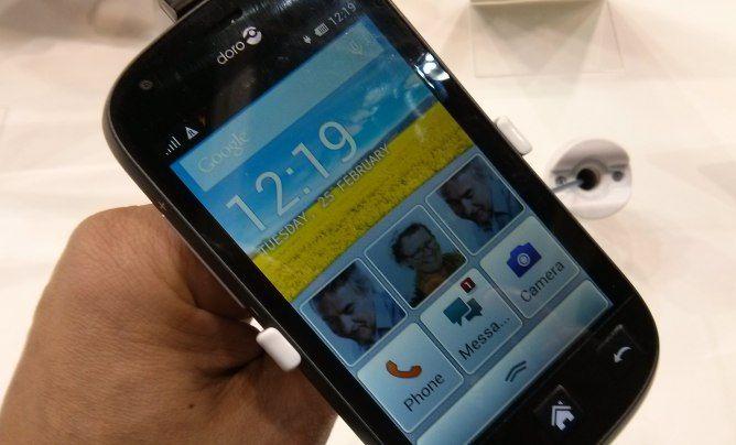 Smartphones Para Personas Mayores Terceraedad Tercera Edad