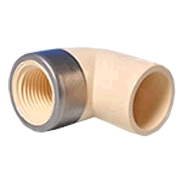 Buy S S R elbow 90 degree 20 x 15mm in Pipe fittings through