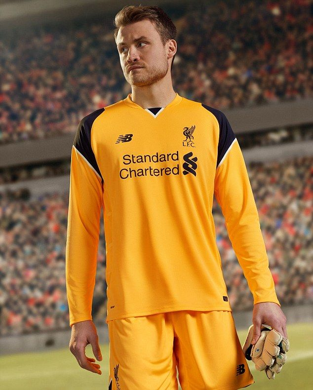 Liverpool FC release new away kit for 2016-17 season  099c25989