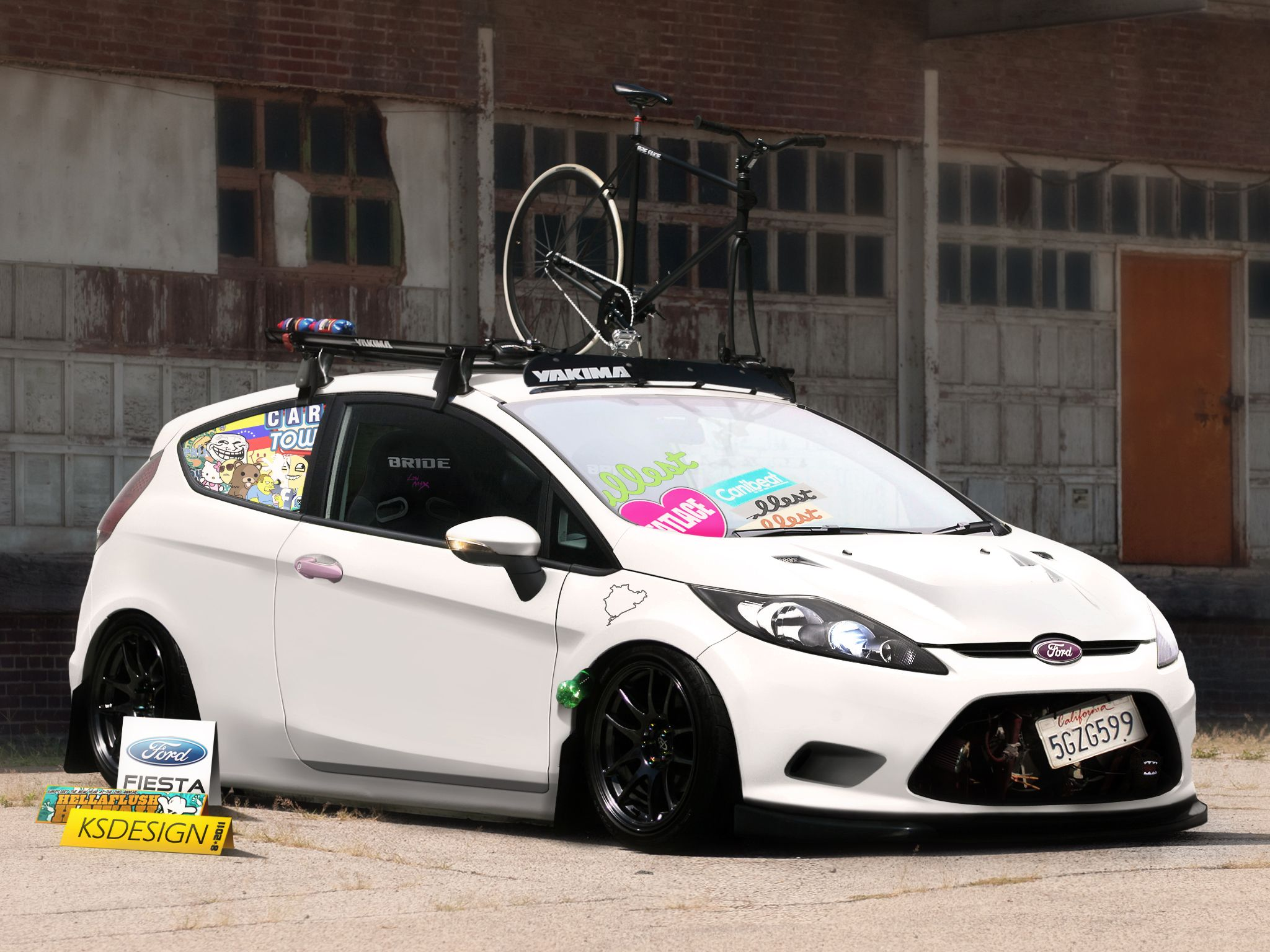 Ford Fiesta Carros Auto