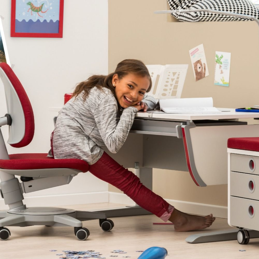 Blue2 Students Writing Desk Desktop Storage Drawer Tables for Boys /& Girls Height Adjustable Childrens Desk and Chair Set Childs Desks W//Lamp Peacur Kids Desk Children Study Table