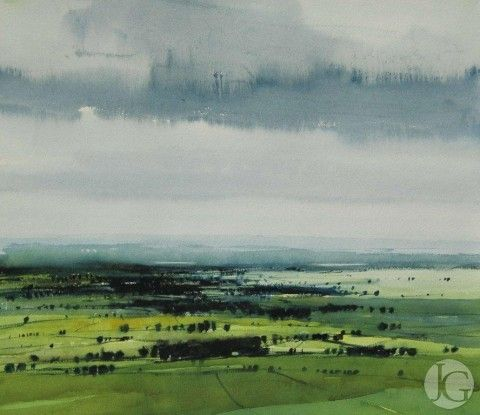 Landscape pictures by david parfitt from the jerram gallery sherborne dorset contemporary british