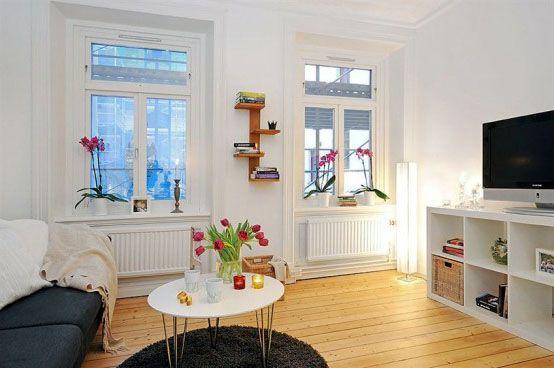 Interior Design and Decor Ideas for rental apartment Interior ...