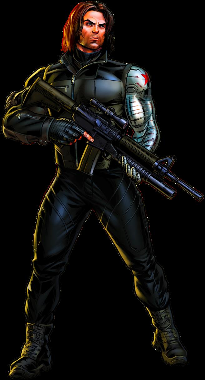 Winter Soldier Civil War By Alexiscabo1 Deviantart Com On Deviantart Bucky Barnes Marvel Barnes Marvel Marvel Avengers Alliance