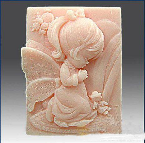 WYD Arm Mold Body Doll Mold Silicone Fondant Soap Molds