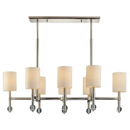 I pinned this Madone 8-Light Chandelier from the Savoy House event at Joss and Main!