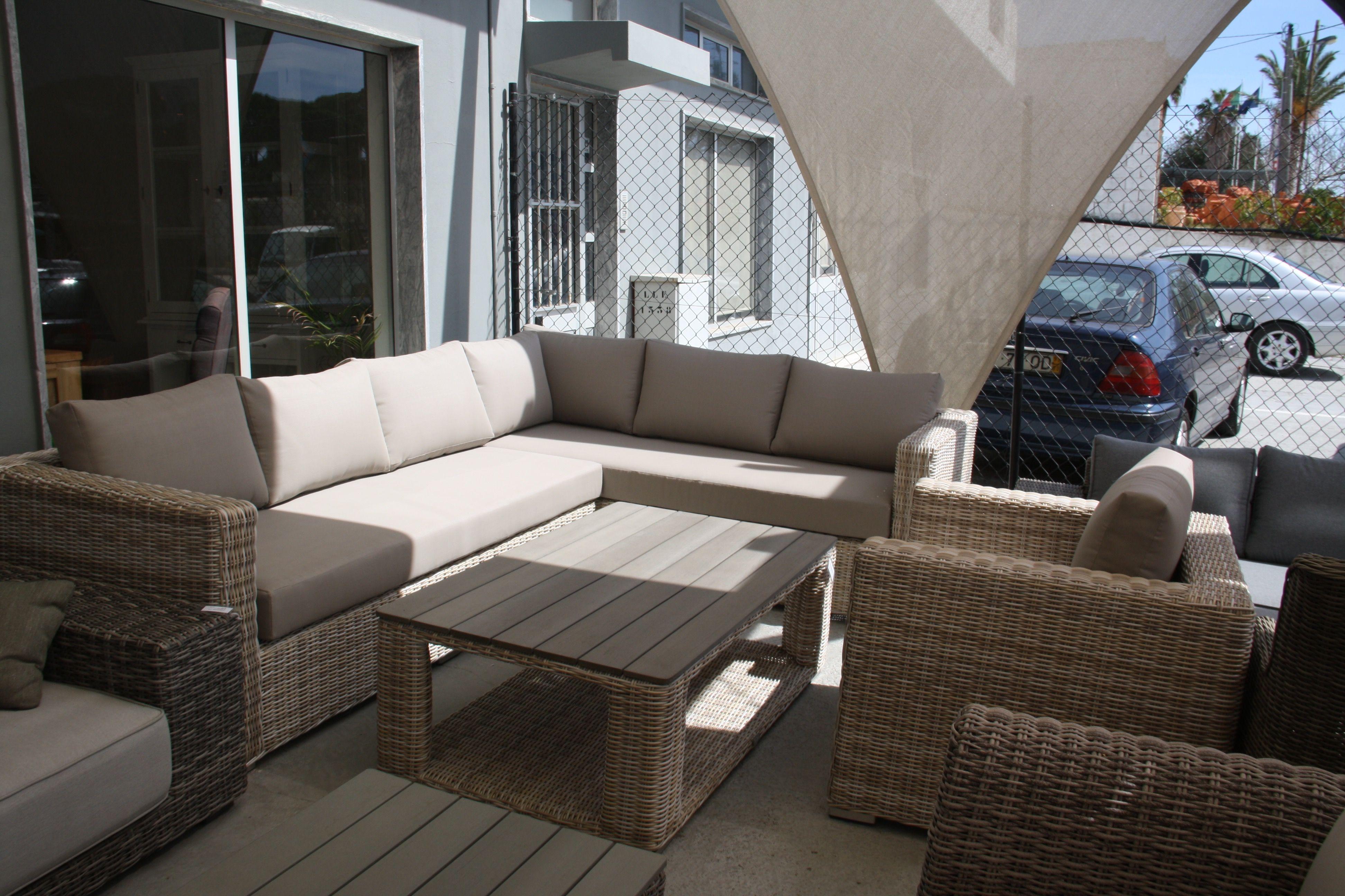 #loungeset #lounge #set #furniture #garden #wicker #rattan #portugal #design